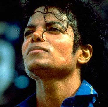 Michael Jackson, roi de la pop