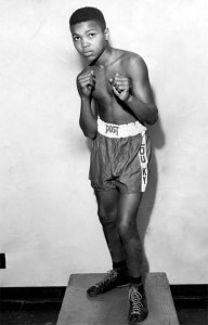Cassius Marcellus Clay Jr alias Mohammed Ali