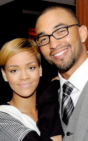 Rihanna et Matt Kemp