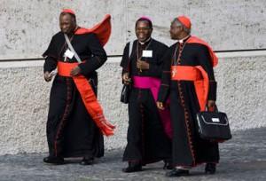 Eveques chrétiens africains