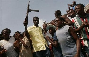 Haiti dans le chaos