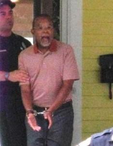 Arrestation d'Henry Gates