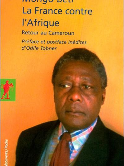 L'écrivain camerounais, Mongo Beti