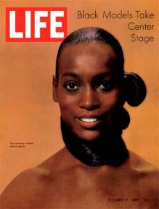 Naomi Sims : Première femme Noire faisant la couverture du prestigiueux Life Magazine