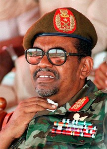 Omar al-Bashir, Président du Soudan