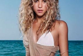 La chanteuse Shakira