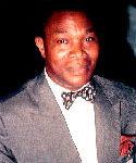 Yves-Emmanuel Dogbé, écrivain et éditeur togolais
