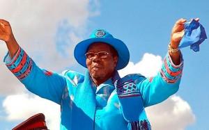 Bingu wa Mutharika (né le 24 février 1934 sous le nom de Brightson Webster Ryson Thom) est le président de la République du Malawi depuis mai 2004.
