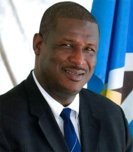 Stephenson King (né le 13 novembre 1958 à Castries) est l'actuel Premier ministre de Sainte-Lucie.