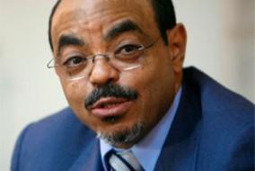 Meles Zenawi, de son nom complet Meles Zenawi Asres, né le 8 mai 1955 à Adoua, est le Premier ministre depuis le 23 août 1995, membre et leader du Front de libération des peuples du Tigré, parti de la coalition du Front démocratique révolutionnaire du peuple éthiopien.