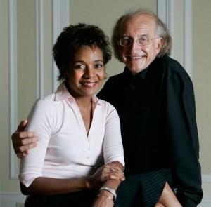 Michaëlle Jeanet son époux Jean-Daniel Lafond