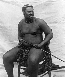 Cetshwayo kaMpande (vers 1826 – 8 février 1884) est le roi de la nation zouloue de 1872 à 1879. Son nom s'écrit Cetawayo, Cetewayo, Cetywajo et Ketchwayo. Cetshwayo est le fils du roi zoulou Mpande, lui-même demi-frère du roi Chaka.