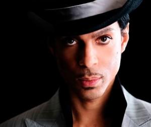 Le chanteur Prince