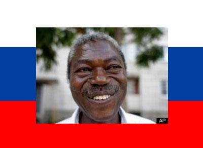 Jean Gregoire Sagbo à 48 ans, originaire du Bénin est devenu le premier Afro-russe élu à un poste politique, aux élections du mois dernier en Russie.