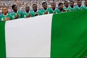 Equipe de football du Nigérial