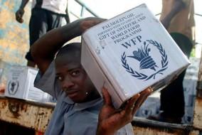 Le Programme alimentaire mondial (PAM) est l'organisme d'aide alimentaire de l'ONU. La plus grande organisation humanitaire du monde, le PAM fournit principalement de la nourriture aux personnes souffrant de la faim. En moyenne, chaque année, le PAM nourrit 90 millions de personnes dans 80 pays, dont 58 millions d'enfants. Son siège se situe à Rome, en Italie.