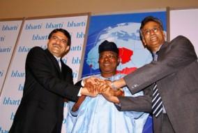 """Bharti Airtel Limited (""""Bharti"""") a fait aujourd'hui un pas de géant dans sa marche pour devenir un opérateur des marchés émergents reconnu mondialement, après avoir finalisé l'acquisition des 15 opérations africaines du groupe Zain , pour une valeur de 10,7 milliards de dollars."""
