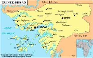 La Guinée-Bissau ou Guinée-Bissao, la République de Guinée-Bissao pour les usages officiels, est un pays lusophone  de l'Afrique de l'Ouest. Sa capitale est Bissau. Le pays fait partie de la CEDEAO (Communauté économique des États de l'Afrique de l'Ouest).