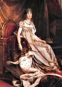 Joséphine de Beauharnais (Joséphine Bonaparte) est la fille aînée de Joseph-Gaspard de Tascher de La Pagerie (1735-1791), chevalier, seigneur de La Pagerie, et de Rose Claire des Vergers de Sannois (1736-1807), issue d'une famille de riches colons martiniquais. Ils exploitent une plantation de cannes à sucre sur laquelle travaillent plus d'une centaine d'esclaves africains.