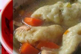Le dombreuils est une boulette de farine simple à préparer.