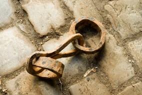 L'esclavage est la condition sociale des esclaves, des travailleurs non libres et généralement non rémunérés qui sont juridiquement la propriété d'une autre personne et donc négociables (achat, vente, location, ...), au même titre qu'un objet ou un animal domestique. Au sens large, l'esclavage est le système socio-économique reposant sur le maintien et l'exploitation de personnes dans cette condition.