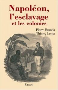 Les historiens Pierre Branda et Thierry Lentz ont repris le dossier de l'esclavage, Nappoléon et des colonies pièce par pièce, à l'aide d'une documentation complète, parfois inédite.