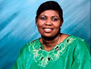 Maître Nicole avocate et défenseur des Droits de l'Homme