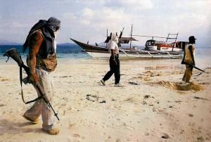 La piraterie autour de la corne de l'Afrique est une menace pour le transport maritime international depuis le début de la guerre civile en Somalie au début des années 1990. Depuis 2005  de nombreuses organisations internationales, l'Organisation maritime internationale (IMO) et le Programme alimentaire mondial notamment, ont exprimé leur préoccupation devant l'augmentation de la fréquence des actes de piraterie.