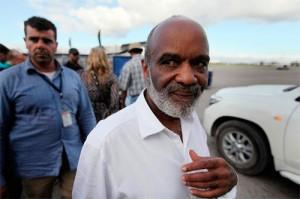 René Garcia Préval, né le 17 janvier 1943 à Port-au-Prince, est Premier ministre en 1991, sous la présidence de Jean-Bertrand Aristide, il est président de la République du 7 février 1996 au 7 février 2001. Il est réélu le 14 mai 2006. René Préval s'est marié en décembre 2009 avec Élisabeth Débrosse, l'une de ses conseillers économiques et veuve de Leslie Delatour, ancien gouverneur de la Banque de la République d'Haïti (BRH). Il avait été auparavant marié à Guerda Benoit puis à Solange Lafontant, dont il avait divorcé tour à tour.