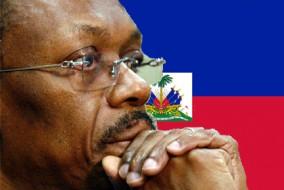 Jean-Bertrand Aristide, né le 15 juillet 1953 à Port-Salut, ville côtière du sud d'Haïti, est un ancien prêtre catholique et un ancien président de la république d'Haïti en 1991, puis de 1994 à 1996, et finalement de 2001 à 2004 avant son départ en exil le 29 février 2004 suite à un coup d'État.