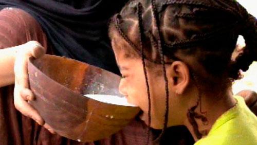 Le gavage des femmes en Mauritanie