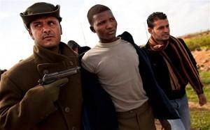 De nombreuses sources indépendantes affirment que les prisons libyennes sont bondées de réfugiés d'Afrique noire