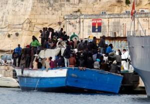 Le bateau qui a chaviré le 6 avril 2011, aiguise préoccupation de l'Europe sur l'afflux de migrants en provenance de Libye et de Tunisie
