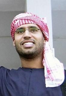 Saïf Al-Arab Kadhafi (Saïf al-Arab signifie « sabre des Arabes ») était le plus jeune fils de Mouammar Kadhafi. Ayant passé l'essentiel de sa vie en Allemagne, il est l'un des fils les plus discrets de Mouammar Kadhafi