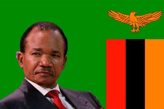 Frederick Chiluba a commencé sa carrière politique en tant que syndicaliste marxiste, s'est rapidement rallié au capitalisme en suivant à la lettre les consignes du FMI dès son arrivée au pouvoir