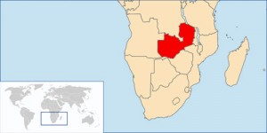 La République de Zambie, est un pays d'Afrique australe, sans accès à la mer. Elle fait partie intégrante du Commonwealth. Sa population est estimée à 11,8 millions d'individus en juillet 2009. République démocratique, sa capitale est Lusaka.