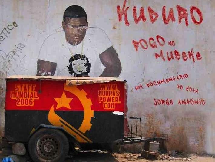 Le Kuduro (graphie alternative de Ku duro, littéralement « cul dur » en portugais) est un genre de musique originaire de l'Angola