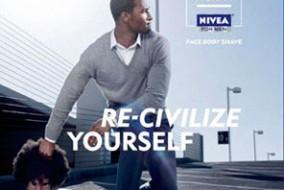 Publicité parue dans le Esquire par Nivea