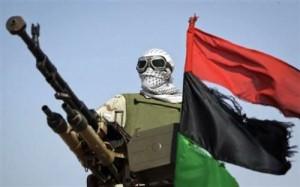 L'ancien Premier ministre Djadallah Azouz Al Talhi a invité les opposants au régime au dialogue en leur proposant de « donner une chance au dialogue national pour résoudre la crise, à contribuer à la fin du bain de sang et à ne pas fournir une occasion aux étrangers de venir prendre à nouveau le contrôle de notre pays » sans toutefois préciser la teneur des compromis que pourrait accepter Kadhafi. Cette proposition fut rejetée par le Conseil national de transition aussi connue sous le nom de Conseil national anti-Kadhafi et Conseil national libyen
