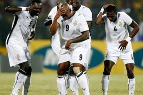 L'équipe du Ghana de football est constituée par une sélection des meilleurs joueurs ghanéens sous l'égide de la Fédération ghanéennee de football. Les joueurs de l'équipe du Ghana sont surnommés les Black Stars.