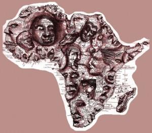 La démographie de l'Afrique constitue l'un des éléments majeurs de son développement. L'Afrique, un continent qui comptait 220 millions d'habitants en 1950 et qui a dépassé le cap du milliard d'habitants au cours du premier semestre 2009, pourrait atteindre 2 milliards en 2050 et 4 milliards en 21001.