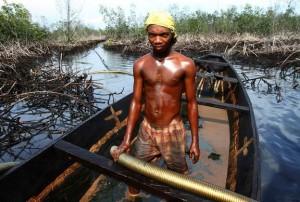 Le Nigeria est le seul pays du monde disposant d'importantes ressources pétrolières à présenter un déficit budgétaire.