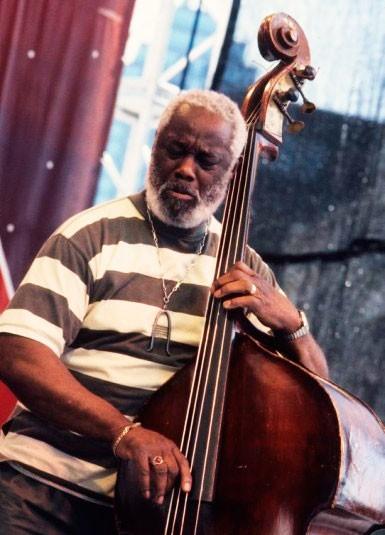 """Charles Biddle en 1996: """"J'entends les gens parler du Festival de jazz, dire comment c'est passionnant. Montréal était comme ça tous les jours dans les années 40 et 50. Vous pouviez vous lever en pleine nuit, sortir et avoir du bon temps. Montréal était la Mecque du divertissement pour les artistes surtout les artistes Noirs""""."""