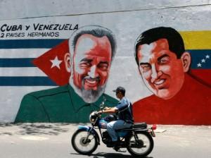 Hugo Chavez développe une rhétorique de l'unité sud-américaine, en particulier avec des visées anti-américaines. Il défend plus spécifiquement une alliance avec les pays de l'ALBA (Cuba, Bolivie, Nicaragua). Il a ainsi prôné une alliance armée de ces pays contre les États-Unis des pays de la zone. Il déclara ainsi en janvier 2008 : « Nous devons monter une stratégie commune (...) parce que l'ennemi est le même : l'empire des États-Unis ».