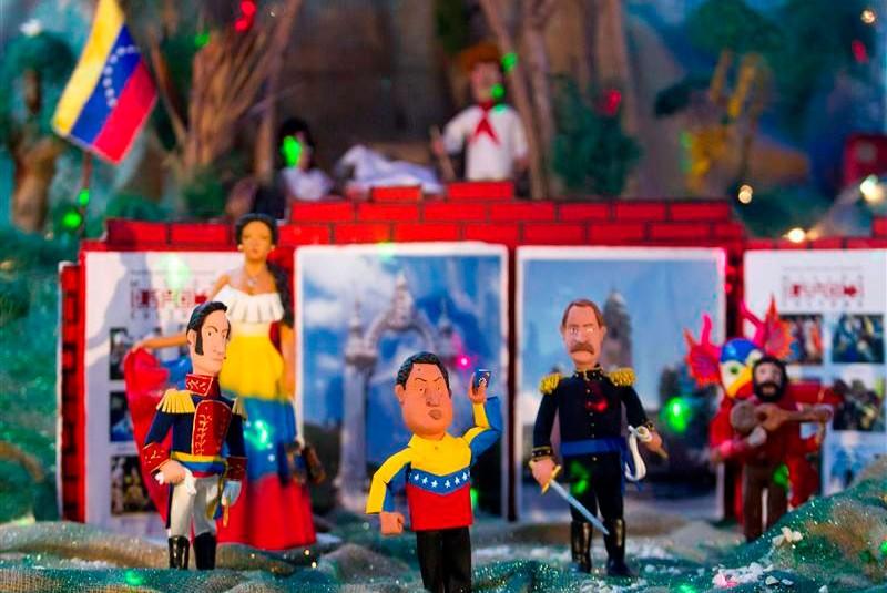 Sous Hugo Chavez, d'après les chiffres de l'UNESCO, l'analphabétisme a été éradiqué au Venezuela.