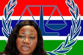 Fatou B. Bensouda (né le 31 Janvier 1961) est une avocate gambienne, anciennement ministre de la Justice. Elle a une expérience considérable dans les poursuites pénales internationales et la diplomie.
