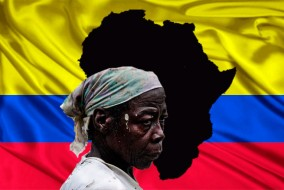 Le département colombien ayant le taux le plus élevé d'afro-colombien est celui de Choco, avec 82,5%.