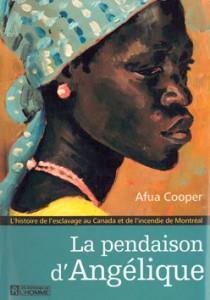 La pendaison d'Angélique écrit par Afua Cooper aux Éditions de L'Homme