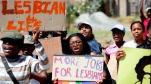 Le droit des homosexuels est loin d'être respecté dans la grande majorité des pays africains.