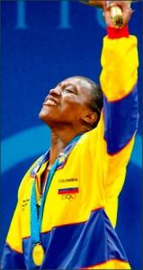 En sport, c'est une haltérophile afro-colombienne, María Isabel Urrutia, qui aux Jeux olympiques d'été de 2000 de Sydney a permis à la colombie de gagner sa première médaille d'or